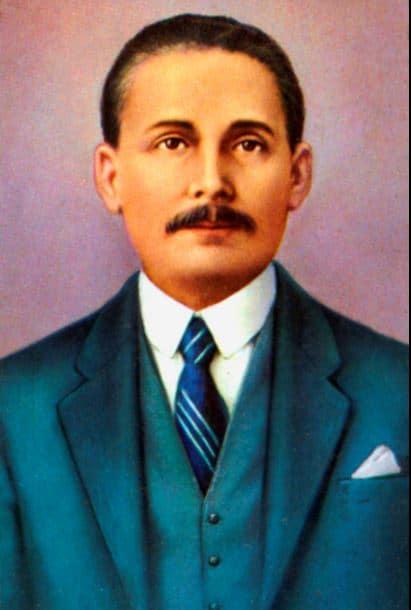 Imagen cortesía de https://es.wikipedia.org/wiki/José_Gregorio_Hernández