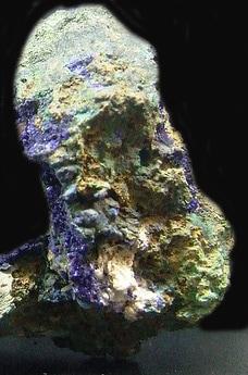 azurita modificada