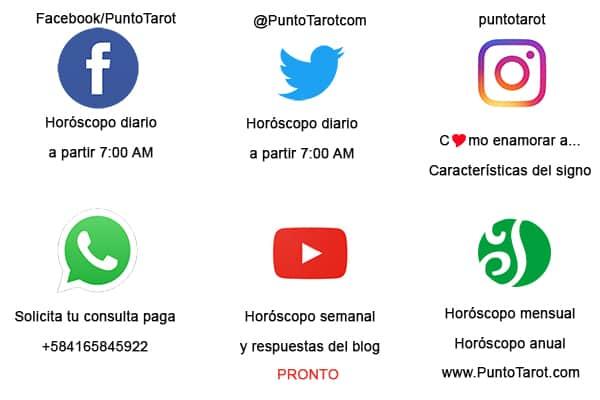 redes-sociales-puntotarot