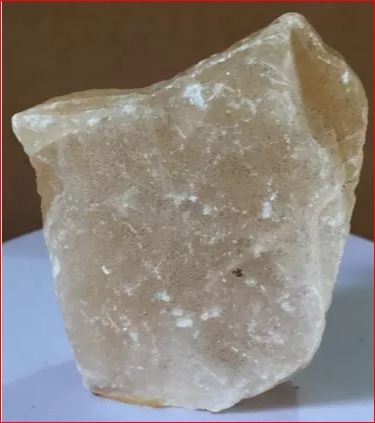 Alabastro en bruto